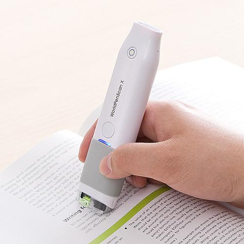 ペン型スキャナ OCR機能 USB&Bluetooth接続 iPhone/スマートフォン対応 WorlsPenScan X 400-SCN031 サンワサプライ