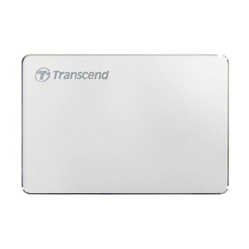 外付けハードディスク USB3.1 2TB 2.5インチ スリムポータブルHDD 長期保証 TS2TSJ25C3S