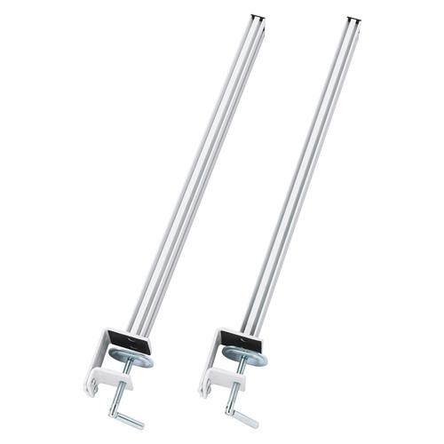 モニターアーム用支柱2本セット H700mm CR-HGCHF700W サンワサプライ