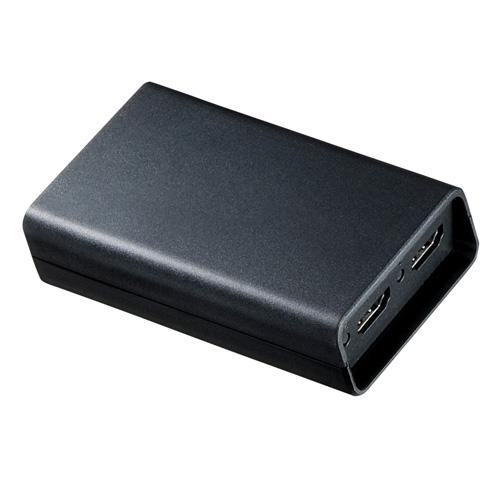 【訳あり 新品】DisplayPort MSTハブ AD-MST2HD サンワサプライ ※箱にキズ、汚れあり AD-MST2HD サンワサプライ