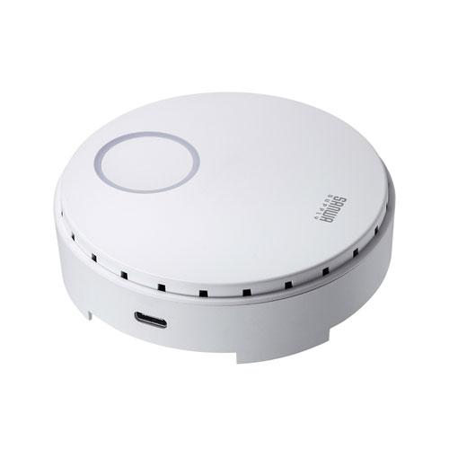 【訳あり 新品】ワイヤレスHDMIエクステンダー(Type-C接続・送信機のみ) ※箱にキズ、汚れあり VGA-EXWHD6CTX サンワサプライ