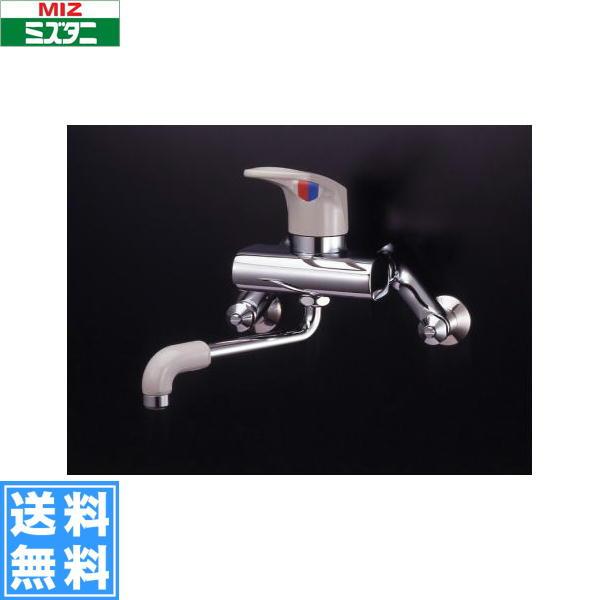 ミズタニバルブ[MIZUTANI]壁付シングルレバー混合栓[MK300シリーズ]MK300[一般地仕様]【送料無料】