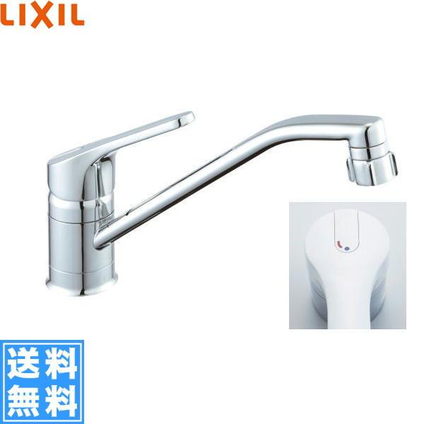 [SF-HB442SYX]リクシル[LIXIL/INAX]キッチンシャワー付シングルレバー水栓[エコハンドル][一般地仕様]【送料無料】