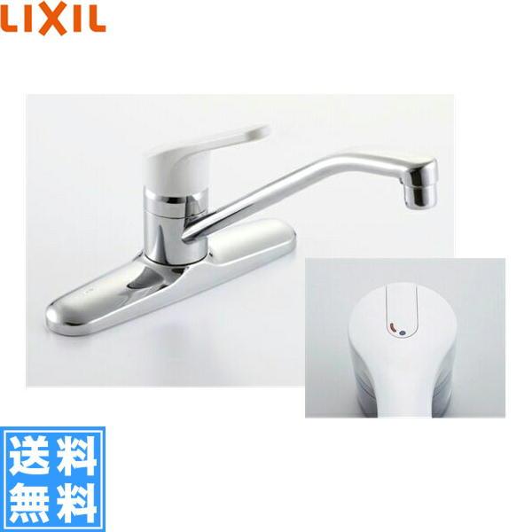 リクシル[LIXIL/INAX][SF-HE430SYN]シングルレバー混合栓[ノルマーレエコハンドル][寒冷地仕様]【送料無料】