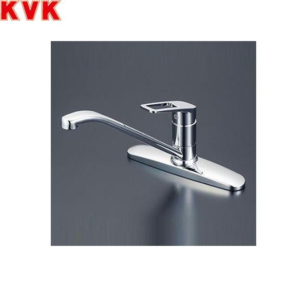 [KM5006T]KVK流し台用シングルレバー混合水栓[一般地仕様][送料無料]