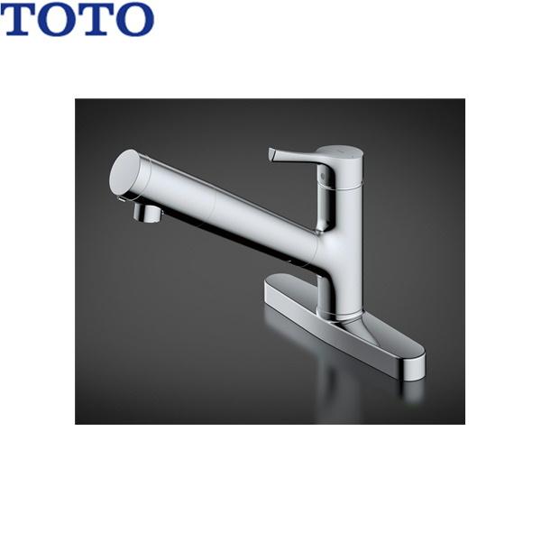 [TKS05317J]TOTO浄水器兼用シングル混合水栓[吐水切り替えタイプ][送料無料]