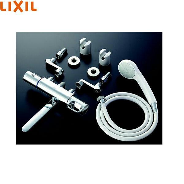 [BF-WM145TZNSG(300)-AT]リクシル[LIXIL/INAX]取替用水栓シャワーバス水栓[サーモスタット][エコフルスプレーシャワー][寒冷地仕様]【送料無料】