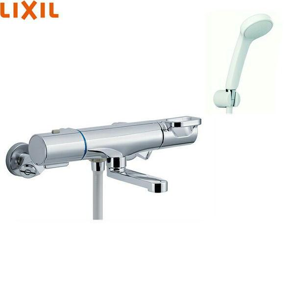 [BF-WM146TNSG]リクシル[LIXIL/INAX]高温出湯防止機能付シャワーバス水栓[サーモスタット][エコフルスプレーシャワー][寒冷地仕様]【送料無料】
