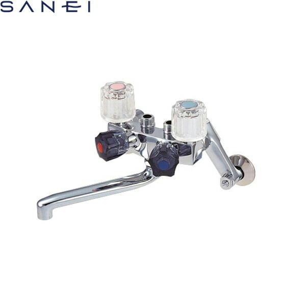 三栄水栓[SAN-EI]ソーラ4バルブ混合水栓K161[一般地仕様][送料無料]