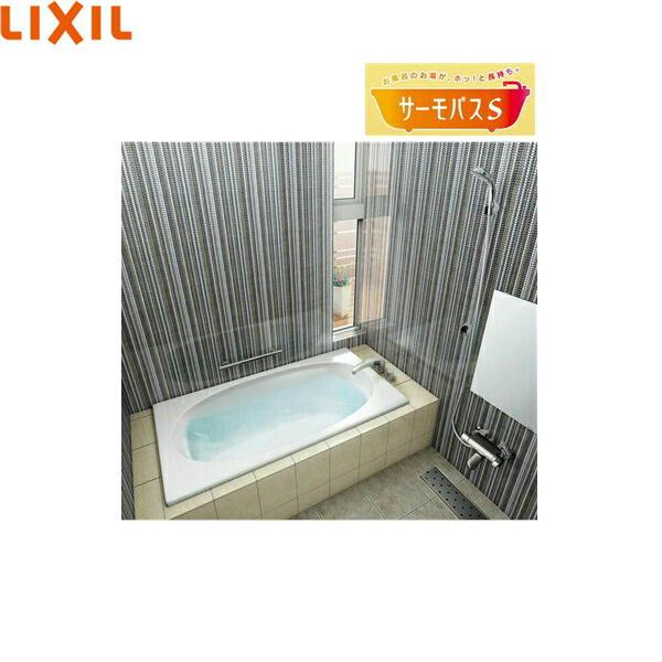 [ABND-1401A]リクシル[LIXIL/INAX]人造大理石浴槽[グラスティN浴槽][間口1400mm・サーモバスS][1方半エプロン][送料無料]