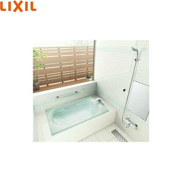 【フラッシュクーポン!6/1~6/7 AM9:59】[VBN-1201A]リクシル[LIXIL/INAX]人造大理石浴槽[シャイントーン浴槽][間口1200mm][1方半エプロン]【送料無料】