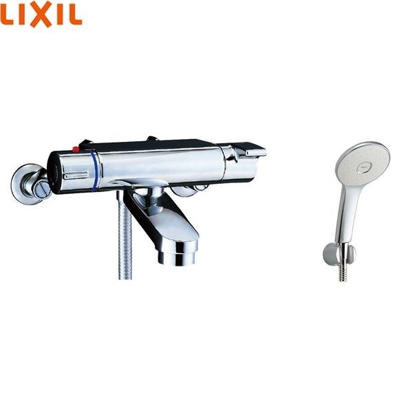 [BF-2147TKSL]リクシル[LIXIL/INAX]シャワーバス水栓[サーモスタット][エコアクアスプレーシャワー(めっき仕様)][一般地仕様][送料無料]