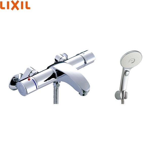 [BF-A147TSLM]リクシル[LIXIL/INAX]シャワーバス水栓[サーモスタット][エコアクアスイッチシャワー(めっき仕様)][一般地仕様][送料無料]