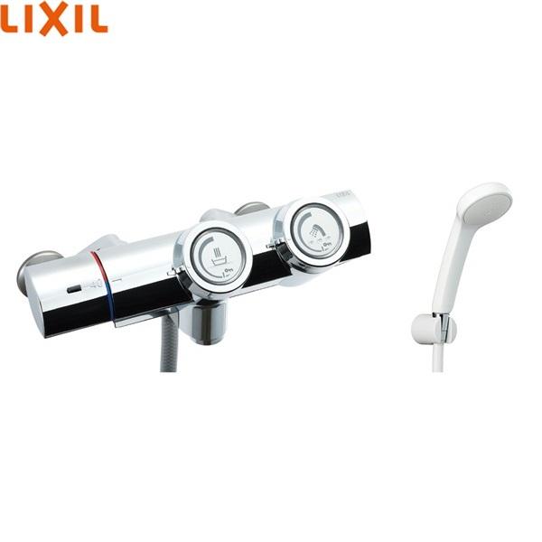 [BF-HW156TNSG]リクシル[LIXIL/INAX]シャワーバス水栓[サーモスタット][エコフルスプレーシャワー][寒冷地仕様][送料無料]