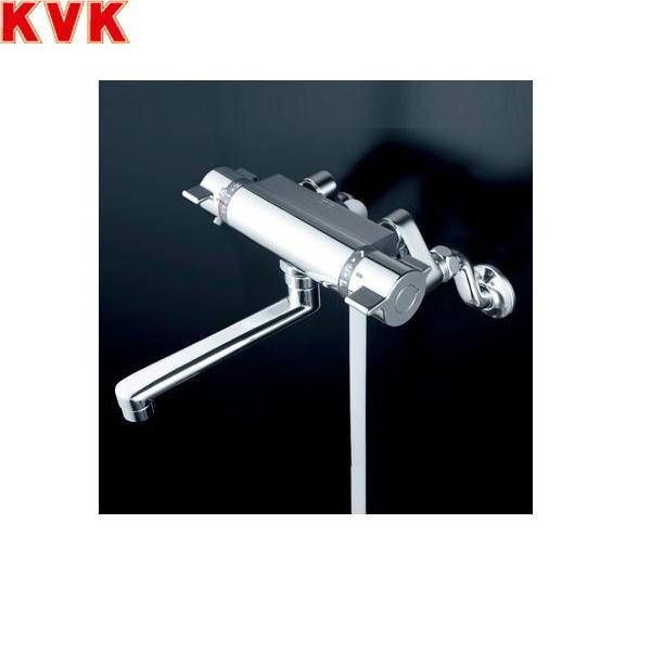 [KF800WUT]KVK取替用サーモスタット式シャワー水栓[洗い場・浴槽兼用水栓][寒冷地仕様][送料無料]