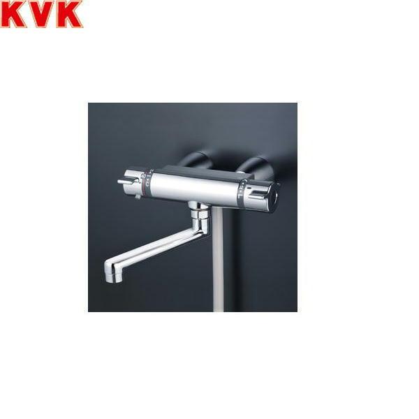 [KF800WTG]KVKサーモスタット式シャワー水栓[スカートソケットタイプ][洗い場・浴槽兼用水栓][寒冷地仕様][送料無料]