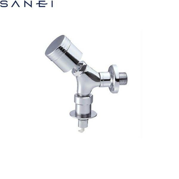三栄水栓[SAN-EI]水撃低減洗濯機用送り座水栓Y143UCTV2-1-13[一般地仕様]【送料無料】