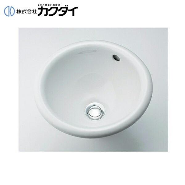 カクダイ[KAKUDAI]丸型手洗器#DU-0473340031