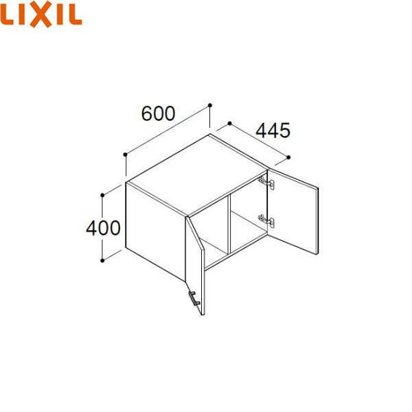 [FTVU-654/VP1]リクシル[LIXIL/INAX][オフト]アッパーキャビネット[間口650]