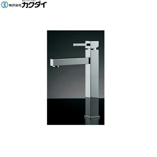 カクダイ[KAKUDAI]シングルレバー混合栓//トール183-073[送料無料]