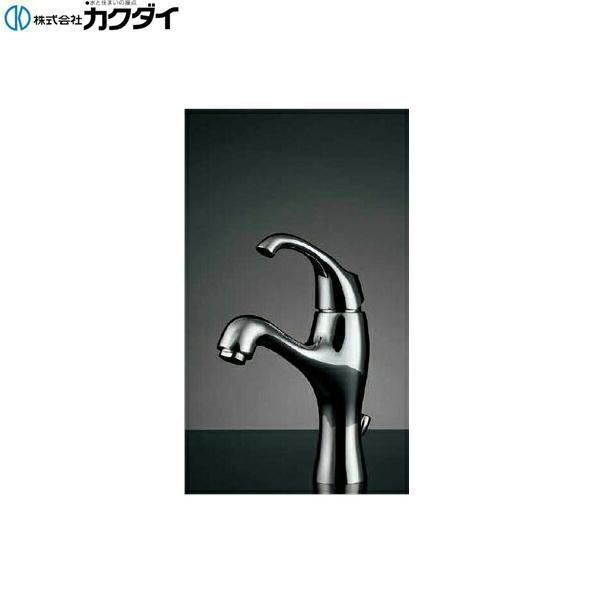 カクダイ[KAKUDAI]シングルレバー混合栓183-101K[送料無料]