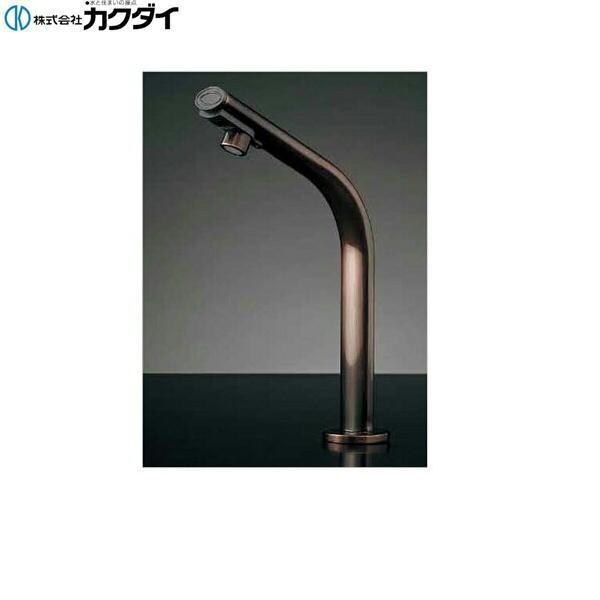 カクダイ[KAKUDAI]小型電気温水器(センサー水栓つき)//ブロンズ239-002-3[送料無料]