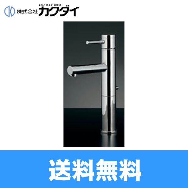 カクダイ[KAKUDAI]洗面所用水栓[トールタイプ]183-055【送料無料】