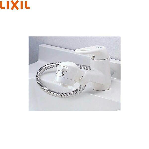 リクシル[LIXIL/INAX]ホース露出式シングルレバー洗髪シャワー混合水栓SF-45S[送料無料]