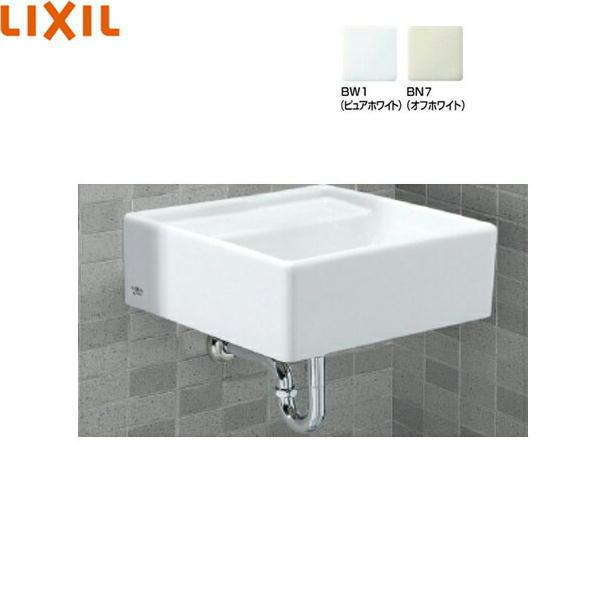 [S-531B+LF-30PAL+SF-10E+LF-6L]リクシル[LIXIL/INAX]コンパクトシンク[壁排水セット][水栓なし]