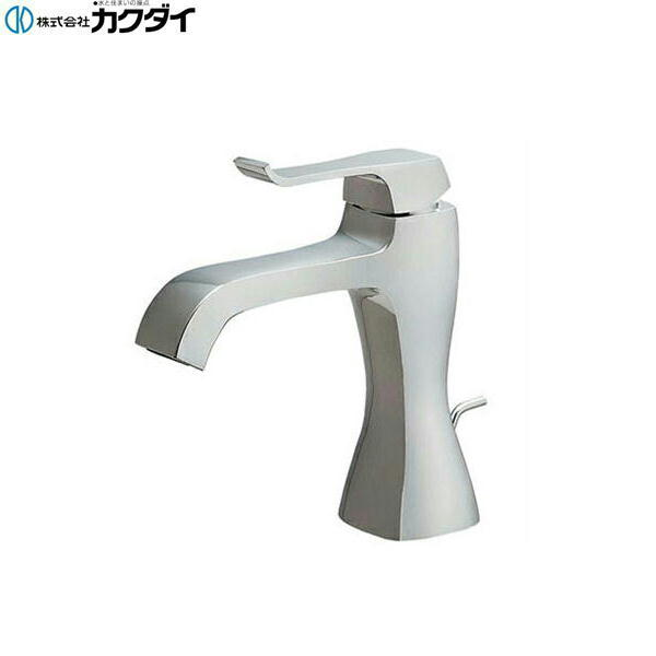 [183-160]カクダイ[KAKUDAI]シングルレバー混合栓[一般地仕様][送料無料]