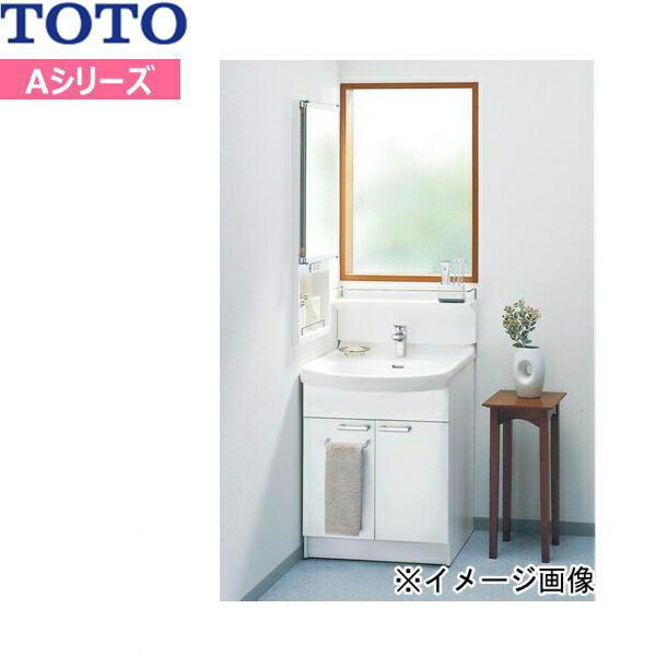 [LDA606AER-LCA600K]TOTO[Aシリーズ]洗面化粧台セット05[セット間口600mm][洗面ボウル高さ750mm][送料無料]