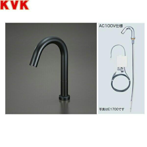 [E1700L2M5]KVKセンサー水栓[AC100Vタイプ]【送料無料】