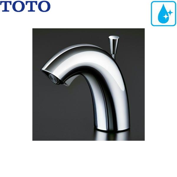 [TENA41AJ]TOTO台付自動水栓[アクアオート][AC100Vタイプ][送料無料]