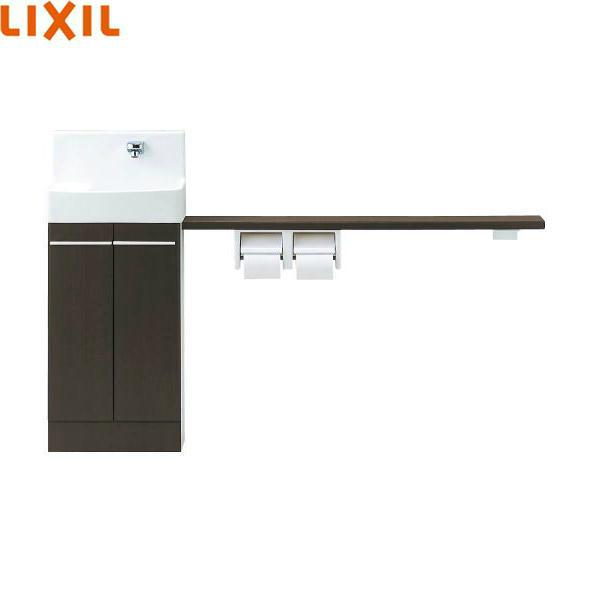 [YL-DA83SKW15E(J)]リクシル[LIXIL/INAX]トイレ手洗[コフレルワイド(壁付)]カウンターキャビネットタイプ【送料無料】