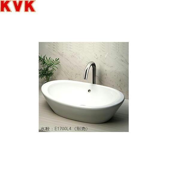 [KV465]KVK洗面器[ピュアホワイト]【送料無料】