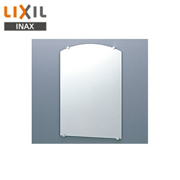 [KF-3550AR]リクシル[LIXIL/INAX]化粧鏡[防錆・上部アーチ形]