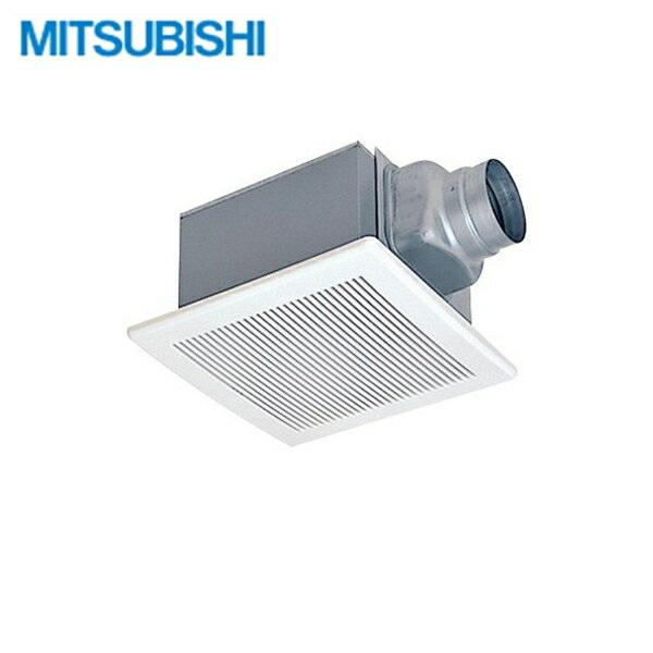 三菱電機[MITSUBISHI]天井換気扇・天井扇VD-15ZX10-C[クールホワイト][低騒音タイプ]