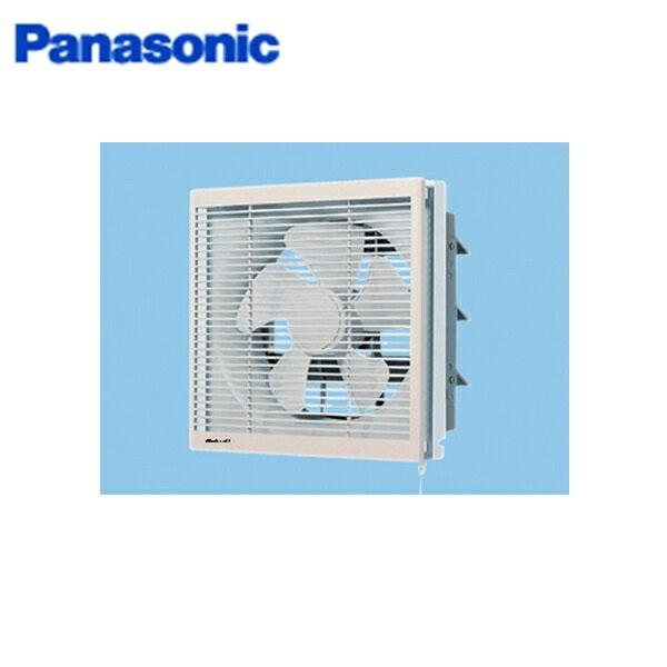 パナソニック[Panasonic]インテリア形換気扇引きひも連動式シャッターFY-25VE5/04