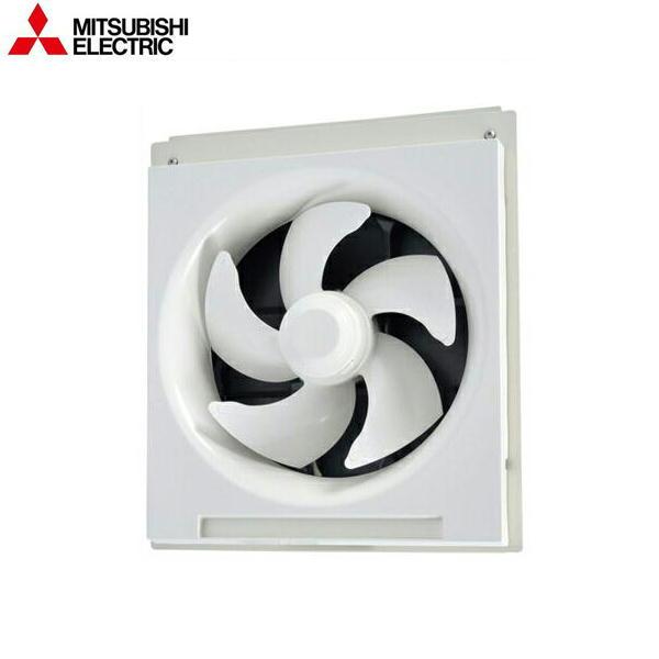 三菱電機[MITSUBISHI]標準換気扇EX-25SC3-EH[引きひもなし][電気式シャッター・速調なし]【送料無料】