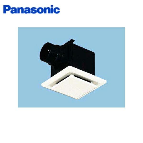 パナソニック[Panasonic]天井埋込形換気扇[給気専用]ルーバーセットタイプFY-17CA6-Wホワイト