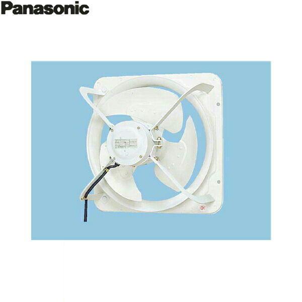 パナソニック[Panasonic]産業用有圧換気扇・鋼板製低騒音形・三相200VFY-60KTV3【送料無料】
