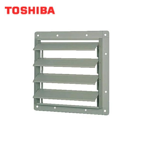東芝[TOSHIBA]産業用換気扇別売部品有圧換気扇用ステンレス形用風圧式シャッターVP-30-SS