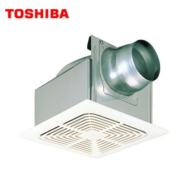 [DVF-G14VS]東芝[TOSHIBA]ダクト用換気扇スタンダード格子タイプ低騒音形