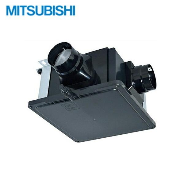 [V-18ZMC6]三菱電機[MITSUBISHI]中間取付形ダクトファン[ダクト用換気扇]風圧式[1-3部屋換気用・高静圧形]