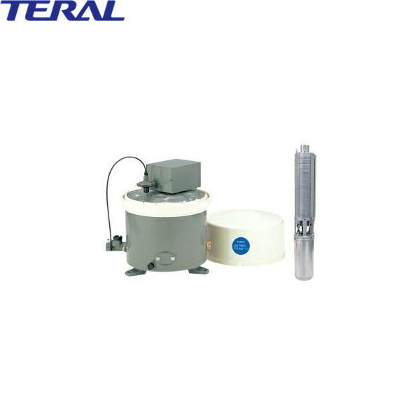 テラル[TERAL]深井戸用定圧給水式ポンプ25TWS-T5.4S-11/25TWS-T6.4S-7[TWS-T形][0.4KW][単相100][50Hz/60Hz][送料無料]