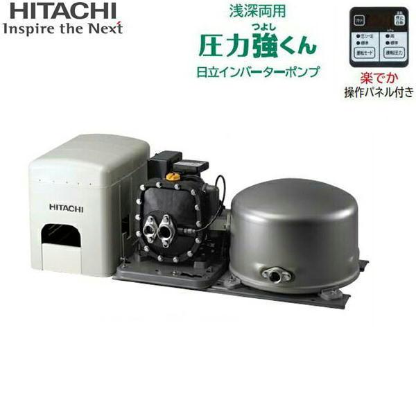 [CT-K750X]日立ポンプ[HITACHI]インバーター浅深両用自動ポンプ[750W][50Hz/60Hz共用][三相200V]【送料無料】