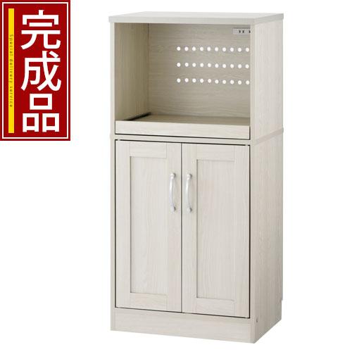 レンジ台 木製 ミドルタイプ ナチュラル/ウォールナット/ホワイト KKANCB000013