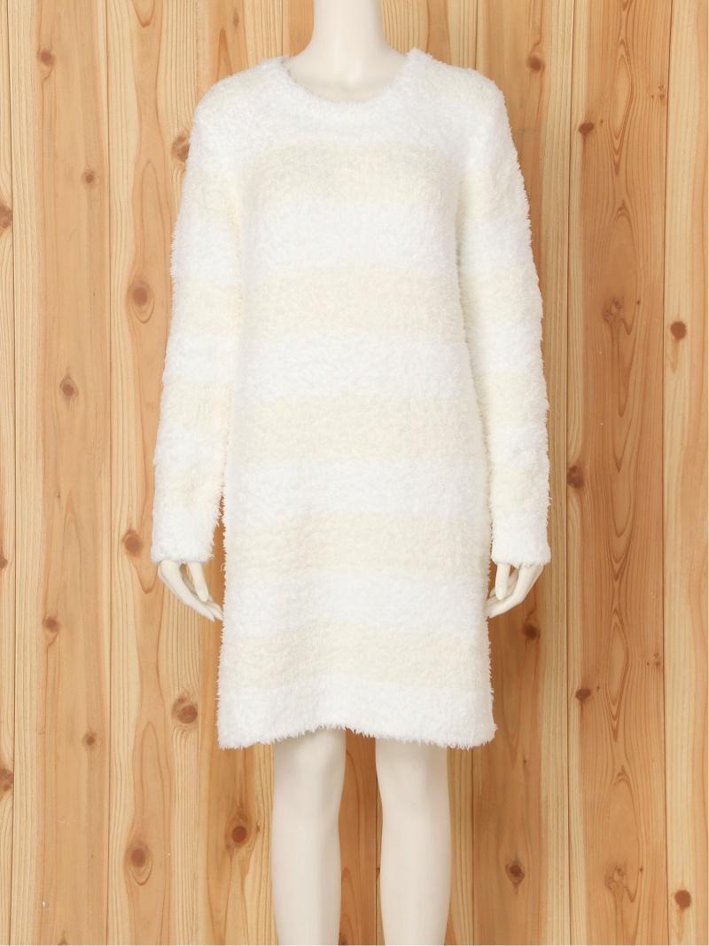 [Rakuten Fashion]ジェラート2BDドレス gelato pique ジェラートピケ インナー/ナイトウェア ルームウェア/その他 ホワイト ブルー ピンク【送料無料】