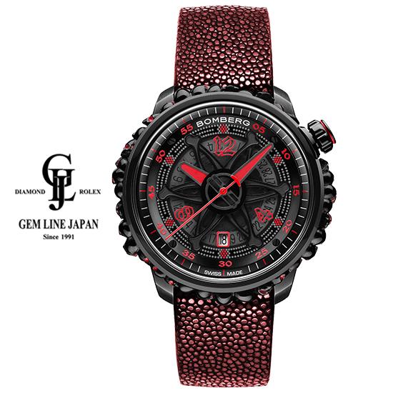 【新品】ボンバーグ BB-01 オートマティック カタコンベ CT43APBA.25-2.11 メンズ 自動巻 腕時計