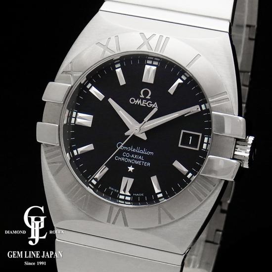 【中古】オメガ コンステレーション 1503.51.00 SS メンズ 腕時計
